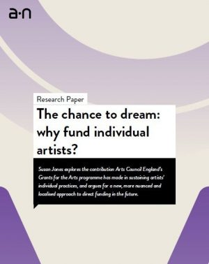 The chance to dream