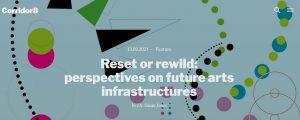Reset or rewild masthead, Corridor 8